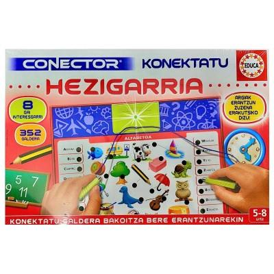 Hezigarria Conector