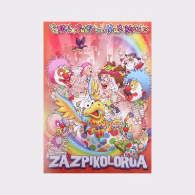 Espectáculo ZAZPIKOLOROA, grabado en directo en el teatro Bastero de Andoain el 6 de marzo de 2012.