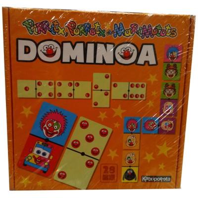 DOMINO-PIRRITX